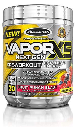 Muscletech Vapor X5