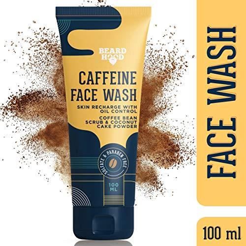 Beardhood Caffeinated Face Wash