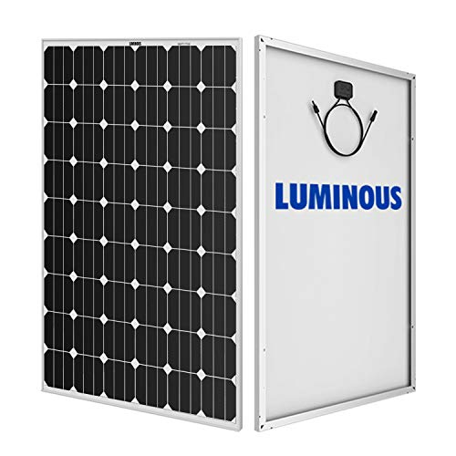 Luminous Mono Perc Solar Panel