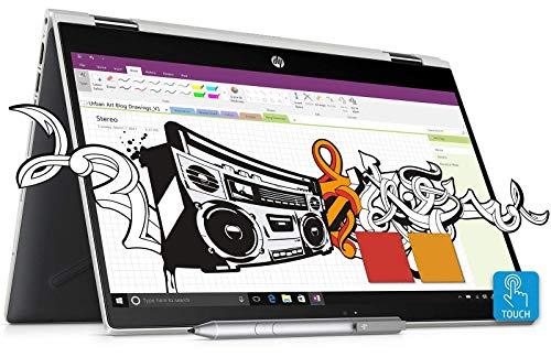 HP Pavilion x360 Intel Core i3 8th Gen Touchscreen Laptop