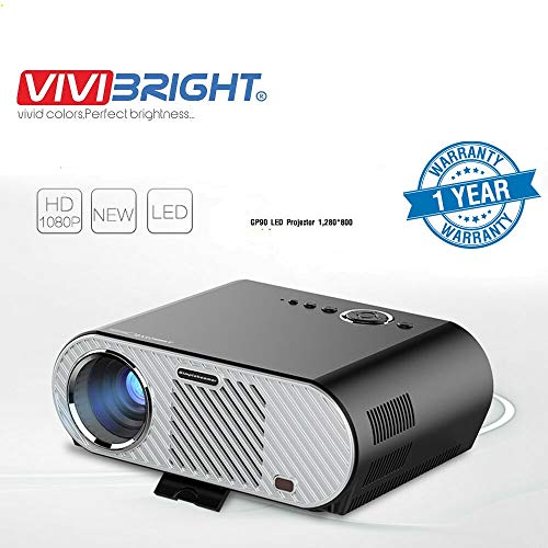 Vivibright GP90 Portable Projector