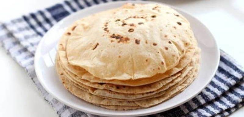 Image result for one cd size roti""