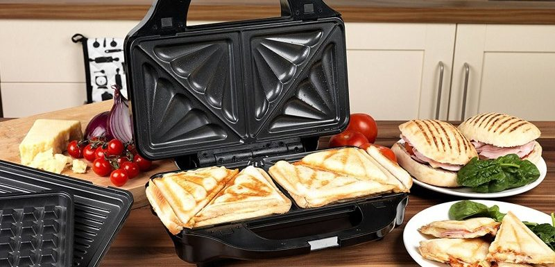 Best Sandwich Maker In India 2019 – Reviews & Buyers Guide