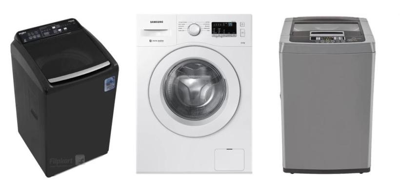 Best Washing Machine In India 2019- Reviews & Buyer's Guide