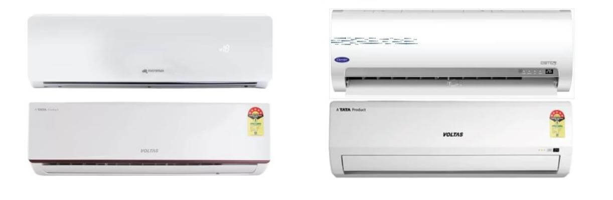 Best Split AC In India 2021 -Reviews & Buying Guide