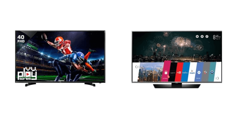 Best 40 Inch LED TV In India 2019 : Reviews & Buyer's Guide