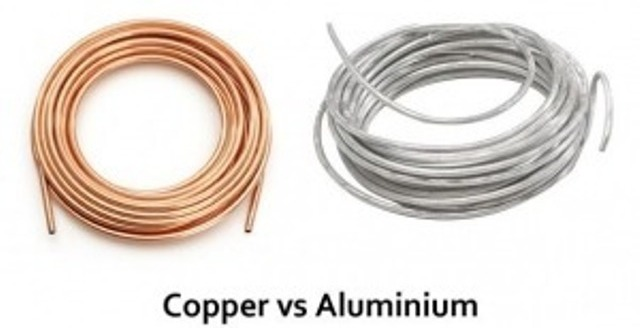 What Is The Difference Between Aluminium & Copper