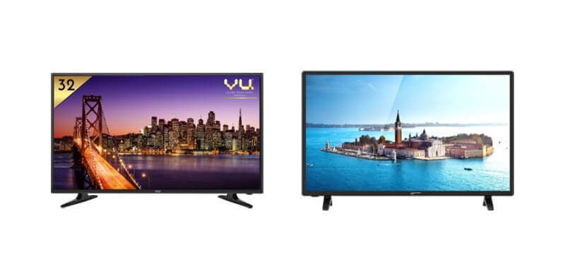 Best 32 Inch LED TV In India 2019: Reviews & Buyer's Guide
