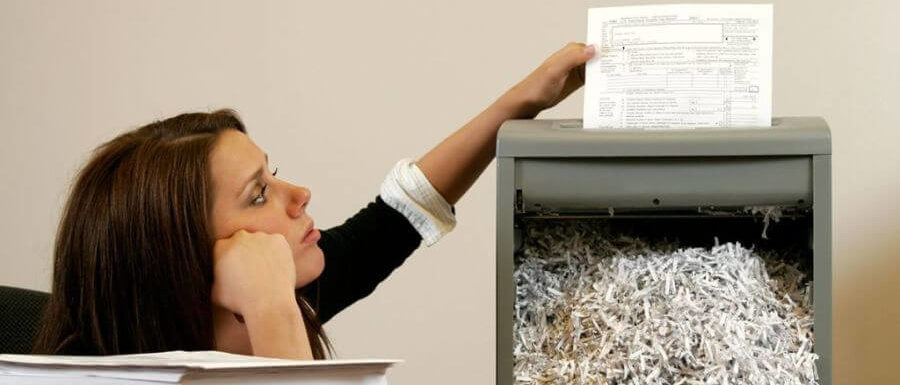 Best Paper Shredder In India 2020 : Reviews & Buyer's Guide