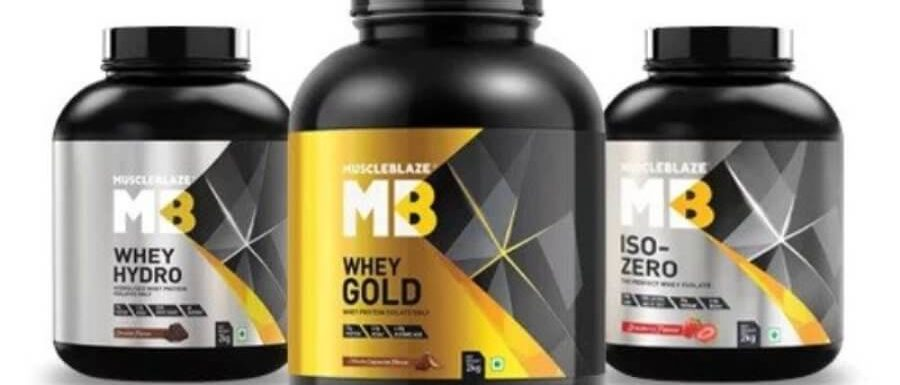 Best MuscleBlaze Whey Protein Review