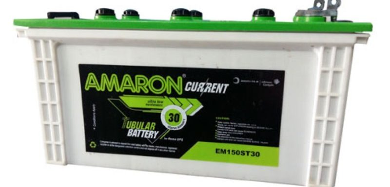 Best Amaron Inverter Battery 2019 – Buyer's And Review Guide