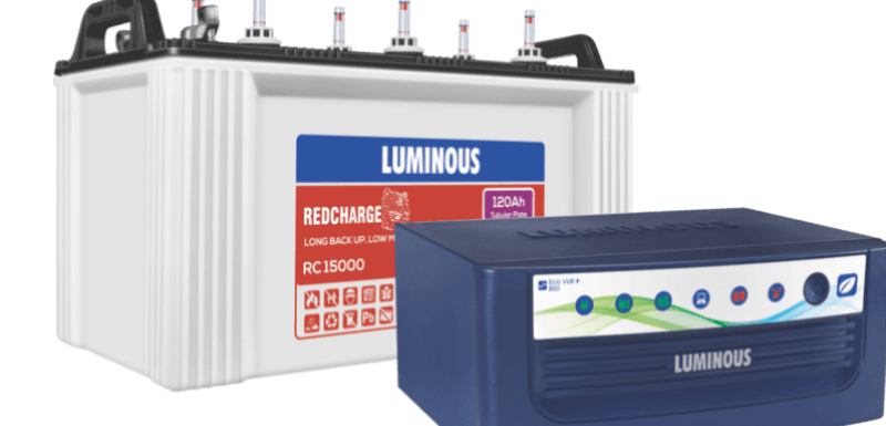 Best Luminous Inverter Battery 2020 – Reviews & Buyer's Guide