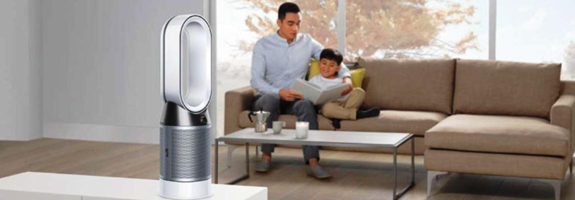 Dyson Pure Hot Plus Cool Air Purifier Review
