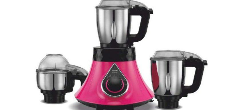 Best Preethi Mixer Grinder In India 2019 – Reviews & Buyers Guide