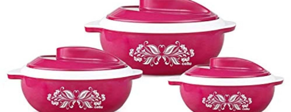 Best Casserole In India 2019 – Reviews & Buyer's Guide