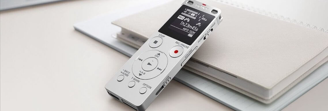 Best Digital Voice Recorder In India 2019 – Reviews & Buyers Guide