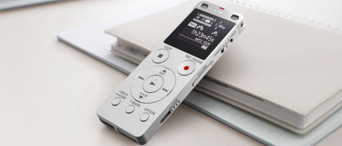 Best Digital Voice Recorder In India