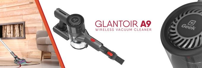 Geek Glantoir A9 Wireless Handheld