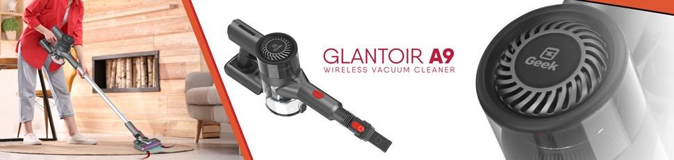 Geek Glantoir A9 Wireless Handheld Vacuum Cleaner Review